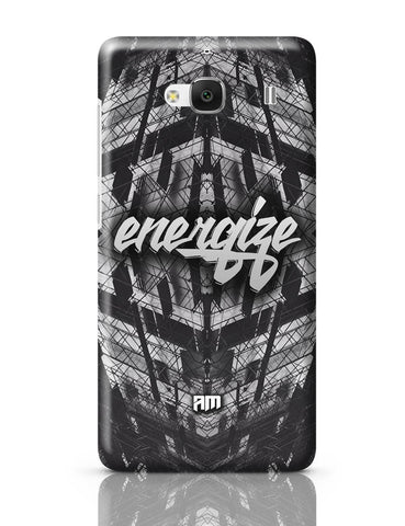 Xiaomi Redmi 2 / Redmi 2 Prime Cover| Energize Motivational Illustration Redmi 2 / Redmi 2 Prime Cover Online India
