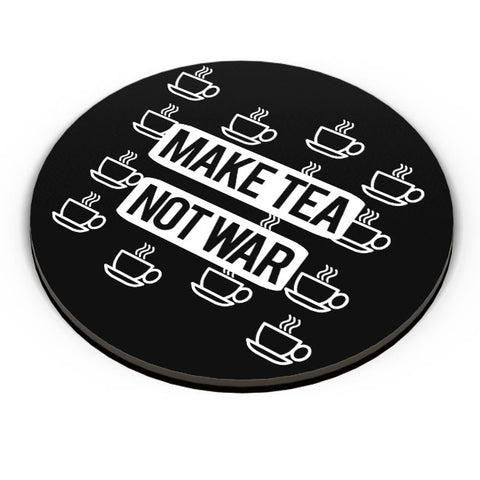 PosterGuy | Make Tea Not War Fridge Magnet Online India by Aditya Mehrotra