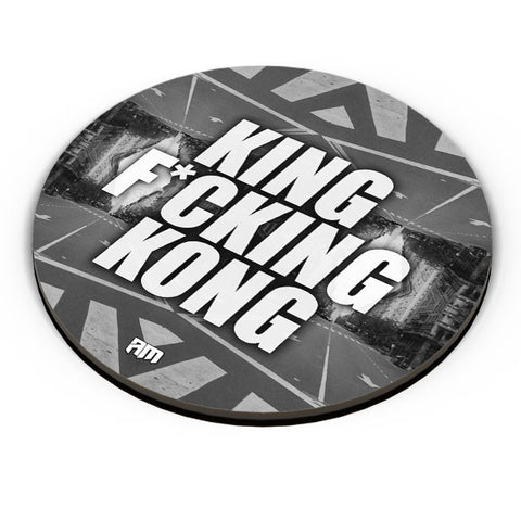 PosterGuy | King F*Cking Kong Fridge Magnet Online India by Aditya Mehrotra
