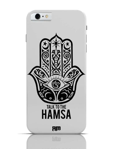 iPhone 6/6S Covers & Cases | Talk To The Hamsa iPhone 6 Case Online India