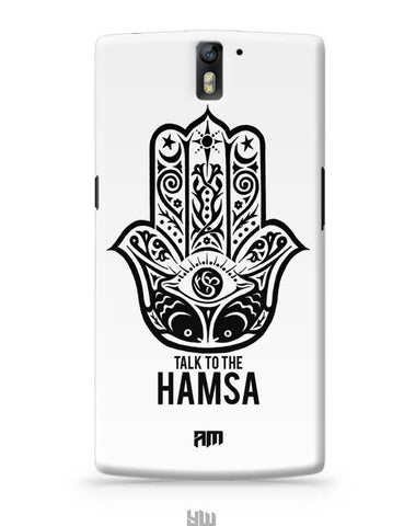 OnePlus One Covers | Talk To The Hamsa OnePlus One Case Cover Online India