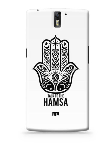 OnePlus One Covers | Talk To The Hamsa OnePlus One Cover Online India