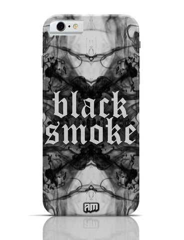iPhone 6/6S Covers & Cases | Black Smoke iPhone 6 Case Online India