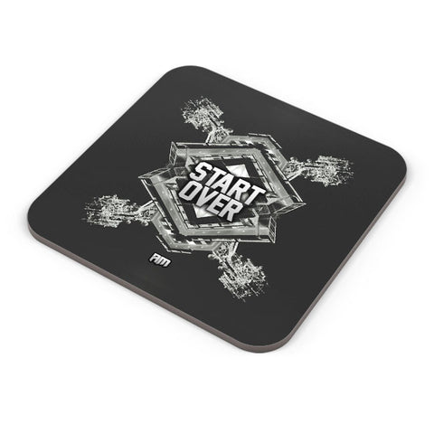 Buy Coasters Online | Start Over Coaster Online India | PosterGuy.in