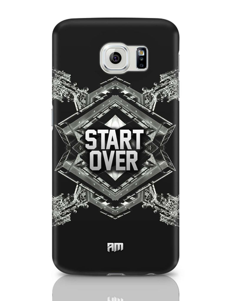 super popular 9c012 efe8a Start Over Samsung Galaxy S6 Case Covers
