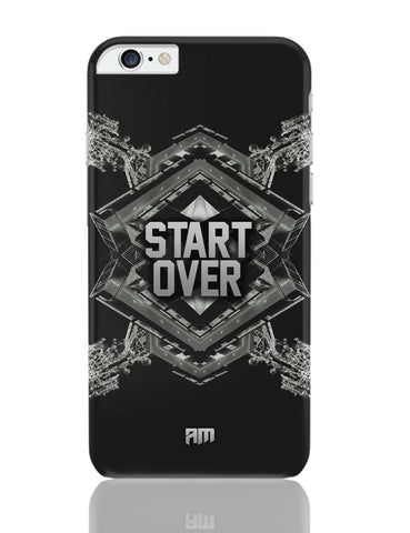 iPhone 6 Plus/iPhone 6S Plus Covers | Start Over iPhone 6 Plus / 6S Plus Covers Online India