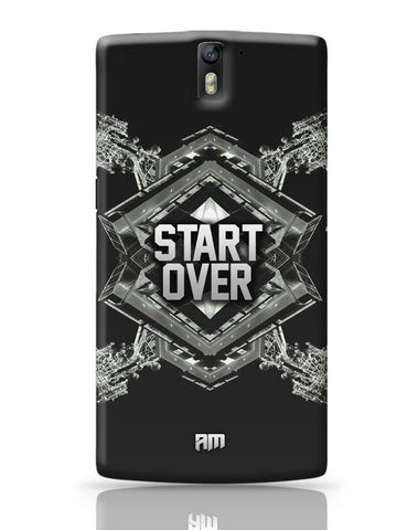 OnePlus One Covers | Start Over OnePlus One Case Cover Online India