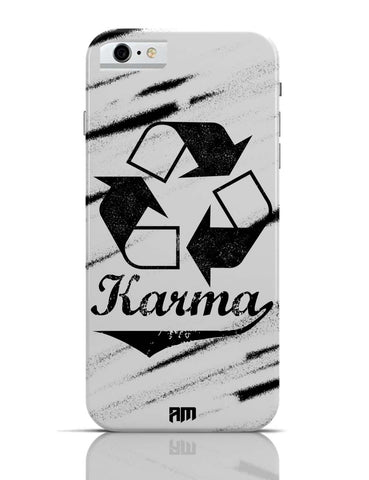 iPhone 6/6S Covers & Cases | Karma (Past,Present, Future) iPhone 6 Case Online India