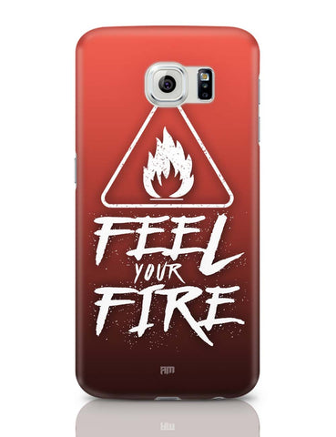 Samsung Galaxy S6 Covers | Feel Your Fire Samsung Galaxy S6 Case Covers Online India