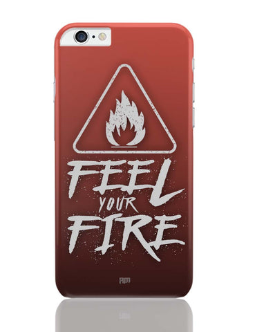 iPhone 6 Plus/iPhone 6S Plus Covers | Feel Your Fire iPhone 6 Plus / 6S Plus Covers Online India