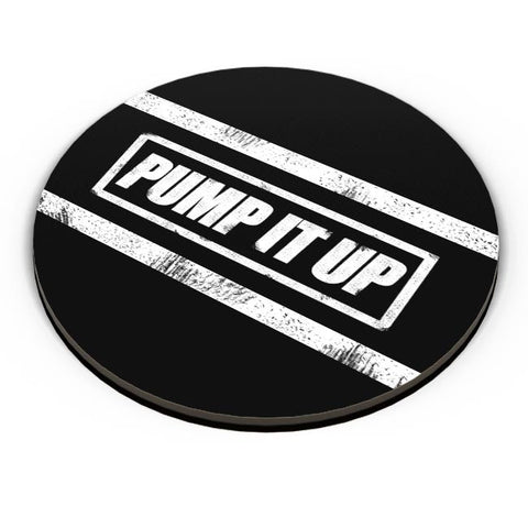 PosterGuy | Pump It Up Fridge Magnet Online India by Aditya Mehrotra (AM)