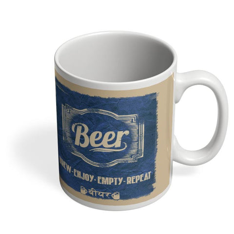 Coffee Mugs Online | BEER Coffee Mug Online India