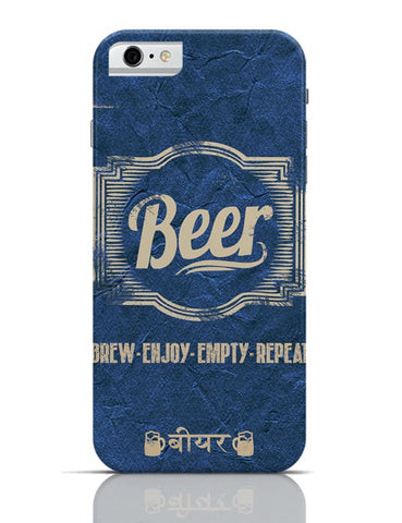 iPhone 6/6S Covers & Cases | BEER iPhone 6 / 6S Case Cover Online India