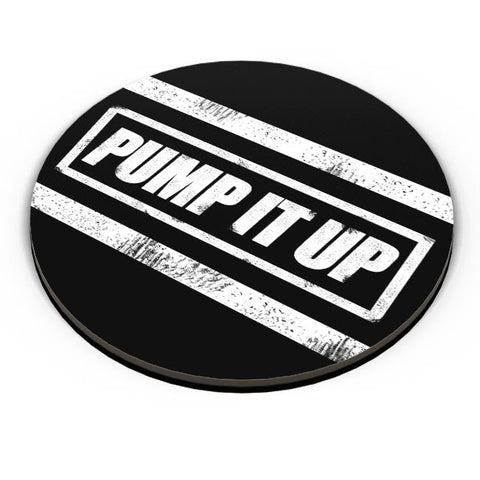 PosterGuy | Pump It Up Fridge Magnet Online India by Aditya Mehrotra AM