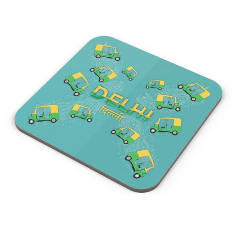 Buy Coasters Online | DELHI Coasters Online India | PosterGuy.in