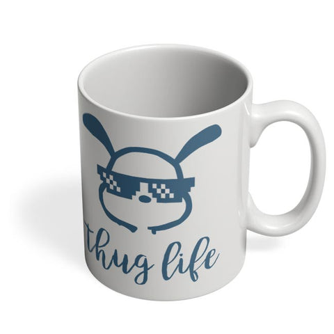 Coffee Mugs Online | Cute Thug Life Coffee Mug Online India