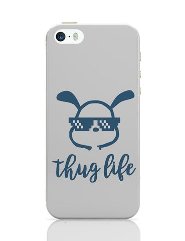 iPhone 5 / 5S Cases & Covers | Cute Thug Life iPhone 5 / 5S Case Cover Online India