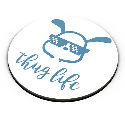 PosterGuy | Cute Thug Life Fridge Magnet Online India by Aditya Mehrotra AM