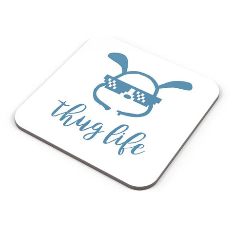 Buy Coasters Online | Cute Thug Life Coasters Online India | PosterGuy.in