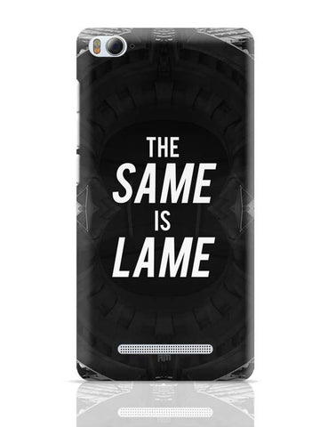 The Same Is Lame Xiaomi Mi 4i Covers Cases Online India