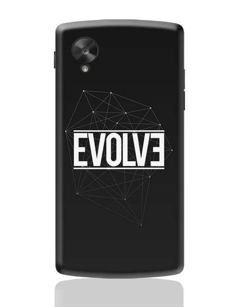 Evolve Google Nexus 5 Covers Cases Online India