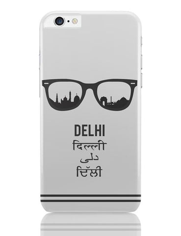 Delhi Through The Lenses iPhone 6 Plus / 6S Plus Covers Cases Online India