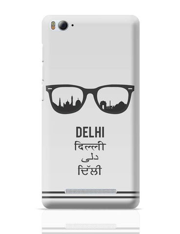 Delhi Through The Lenses Xiaomi Mi 4i Covers Cases Online India