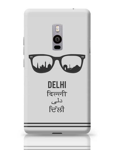 Delhi Through The Lenses OnePlus Two Covers Cases Online India