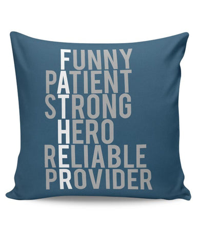 FATHER'S DAY Cushion Cover Online India