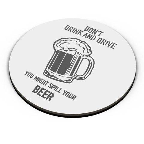 DONT DRINK AND DRIVE Fridge Magnet Online India