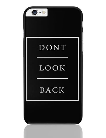 DONT LOOK BACK iPhone 6 Plus / 6S Plus Covers Cases Online India