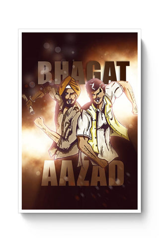 Bhagat-Azad Poster Online India