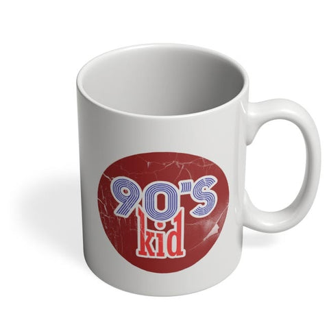 90's kid Coffee Mug Online India