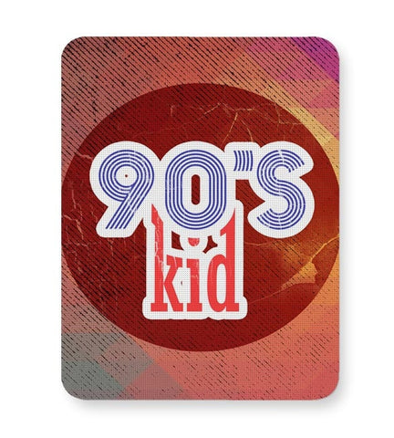 90's kid Mousepad Online India