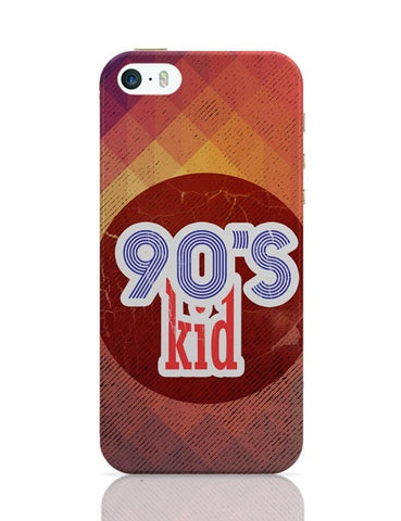 90's kid iPhone Covers Cases Online India