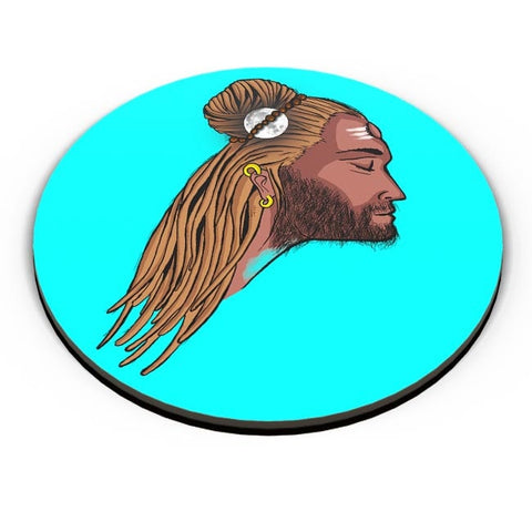 calm Shiva Fridge Magnet Online India