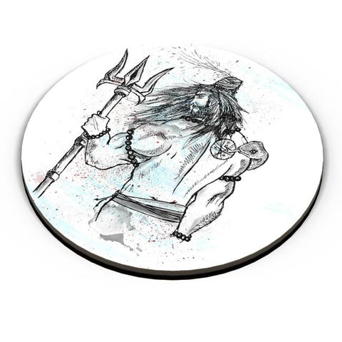 Shiva Sketch Fridge Magnet Online India