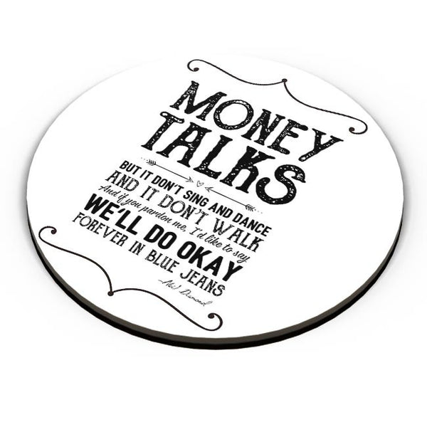 Money talks Fridge Magnet Online India