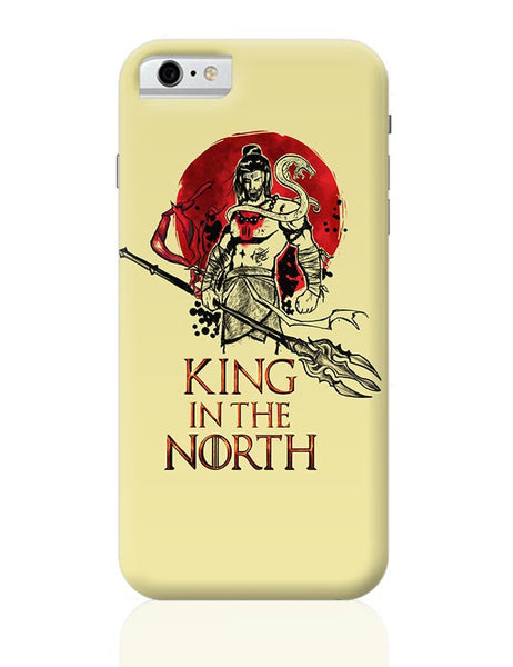 Shiva-king in the north iPhone 6 6S Covers Cases Online India