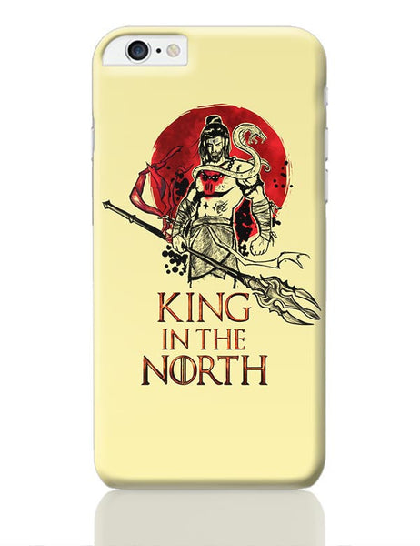 Shiva-king in the north iPhone 6 Plus / 6S Plus Covers Cases Online India