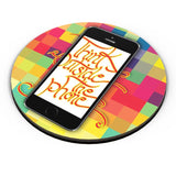 Think outside the phone Fridge Magnet Online India