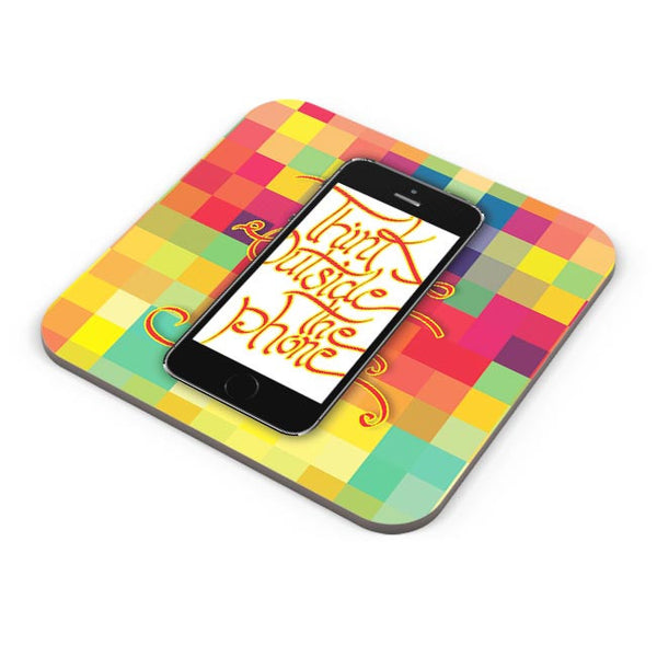 Think outside the phone Coaster Online India