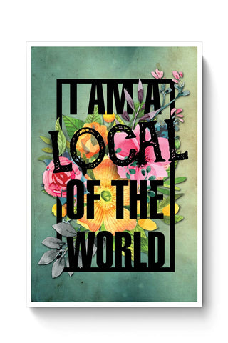 Local of the World Poster Online India
