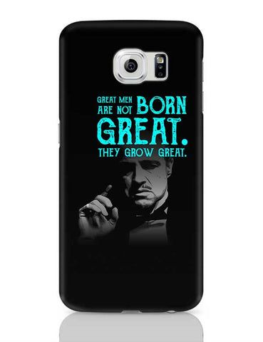 Godfather quote Samsung Galaxy S6 Covers Cases Online India
