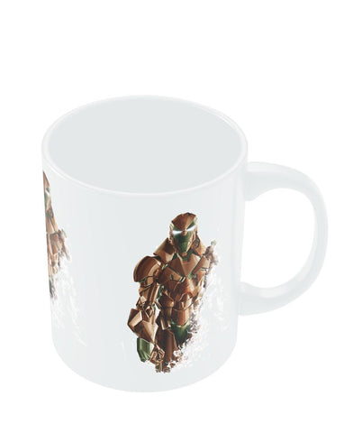 Coffee Mugs Online | Iron Man A Name of Excellence, Depth & Focus Mug Online India