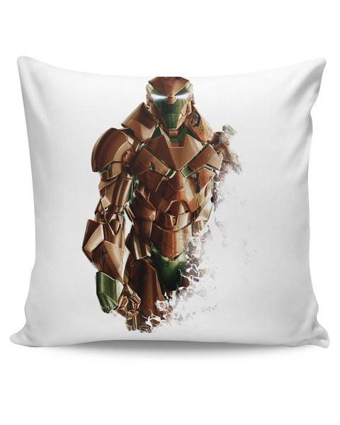 PosterGuy | Iron Man A Name of Excellence, Depth & Focus Cushion Cover Online India
