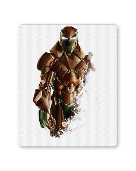 Buy Mousepads Online India | Iron Man A Name of Excellence, Depth & Focus Mouse Pad Online India