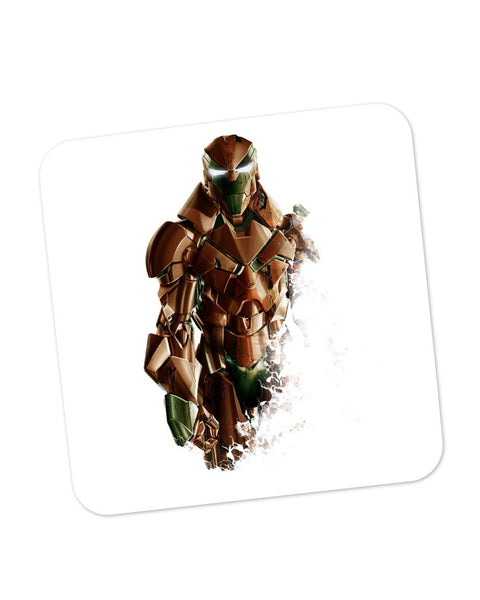 Buy Coasters Online | Iron Man A Name of Excellence, Depth & Focus Coaster Online India | PosterGuy.in