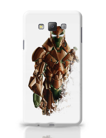 Samsung Galaxy A7 Covers | Iron Man A Name of Excellence, Depth & Focus Samsung Galaxy A7 Covers Online India