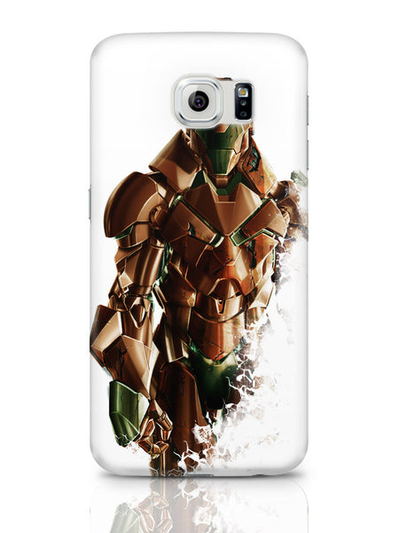 Samsung Galaxy S6 Covers & Cases | Iron Man A Name Of Excellence, Depth & Focus Samsung Galaxy S6 Covers & Cases Online India